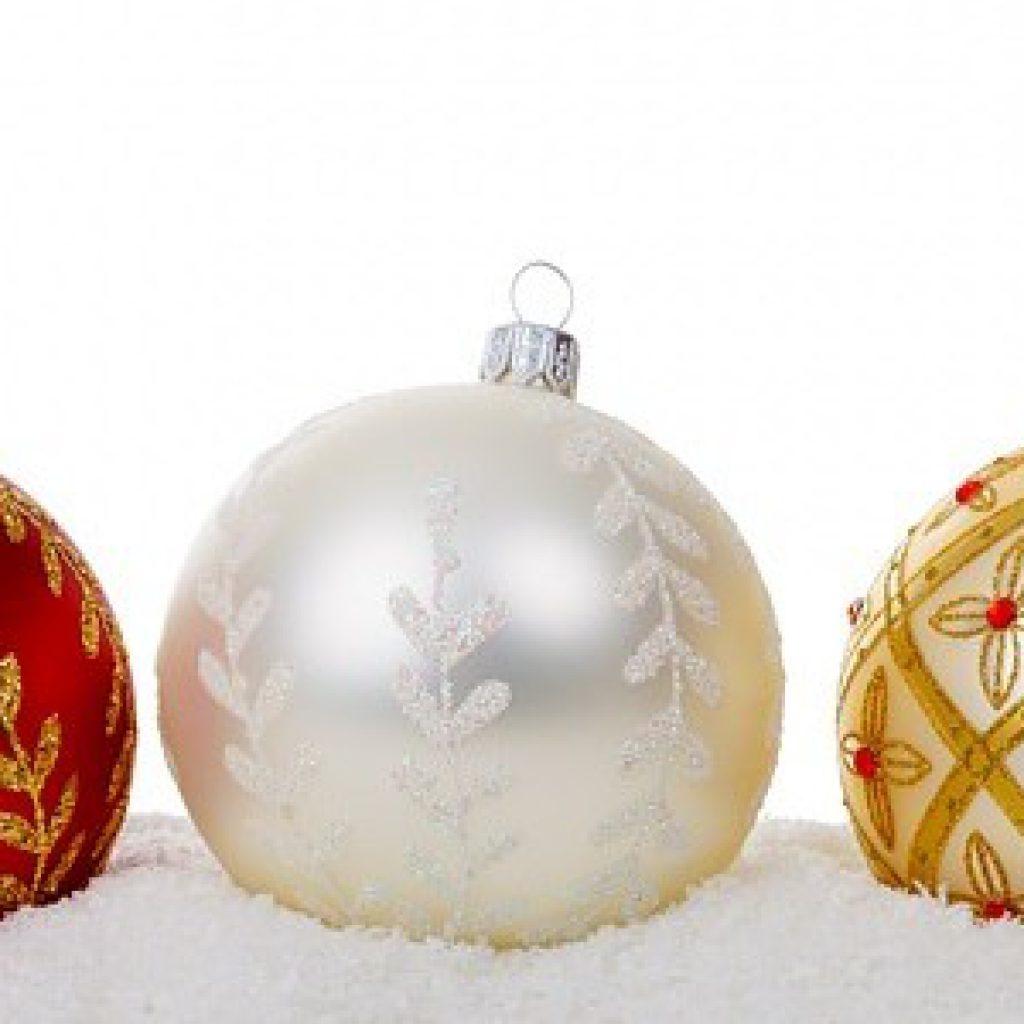 créer ses boules de Noël