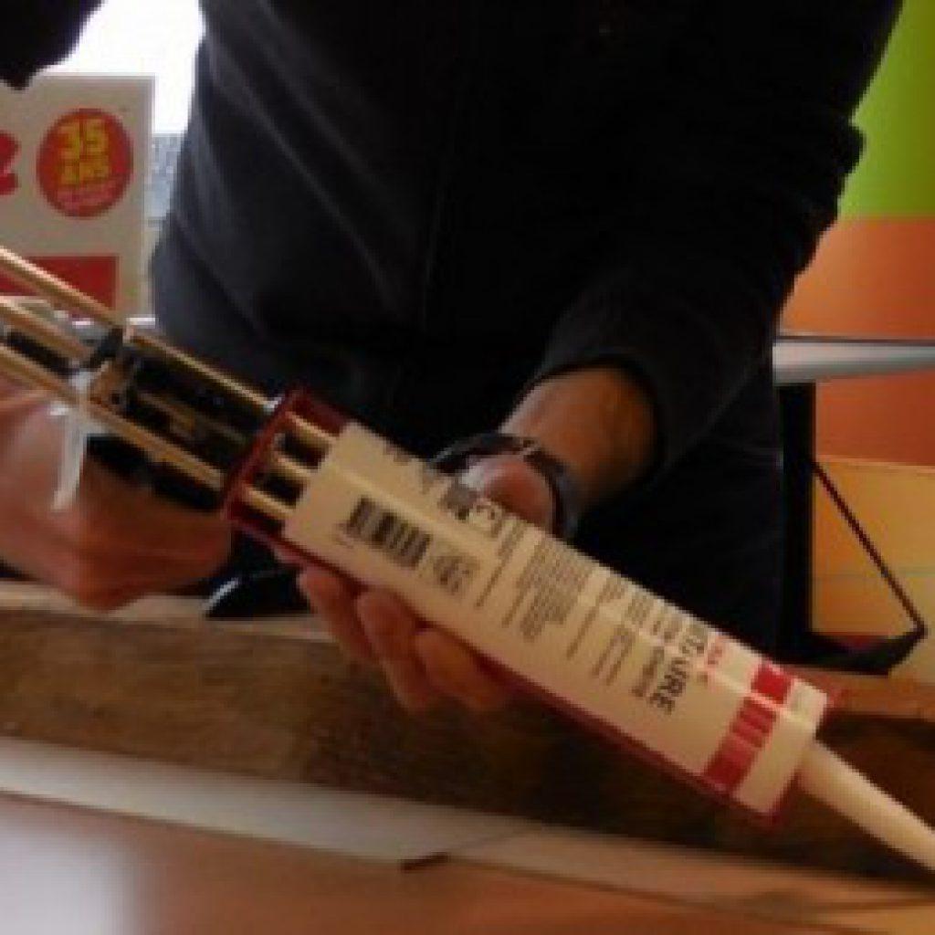 Comment faire un joint silicone