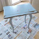 Comment préparer un meuble avant de le peindre