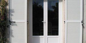 comment poser une porte fenêtre