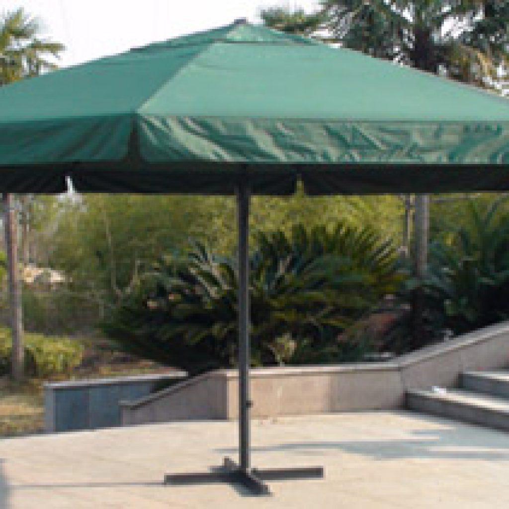 parasol ou tonnelle