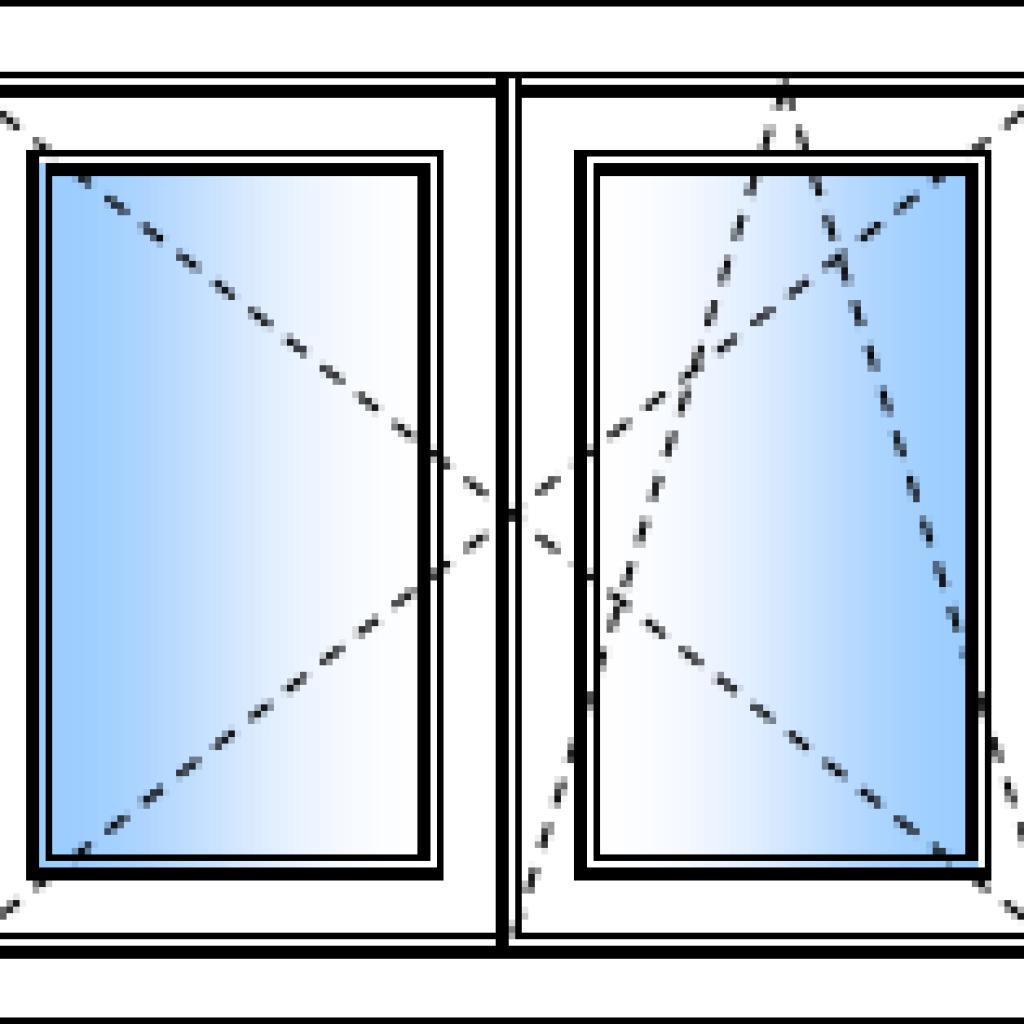 Fen tre 4 vantaux conseils achat et installation for Fenetre 4 vantaux