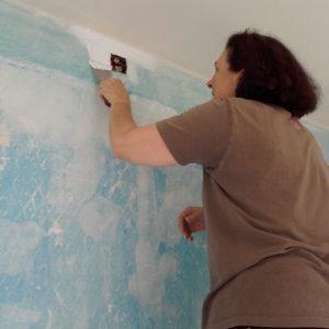 cours préparation mur