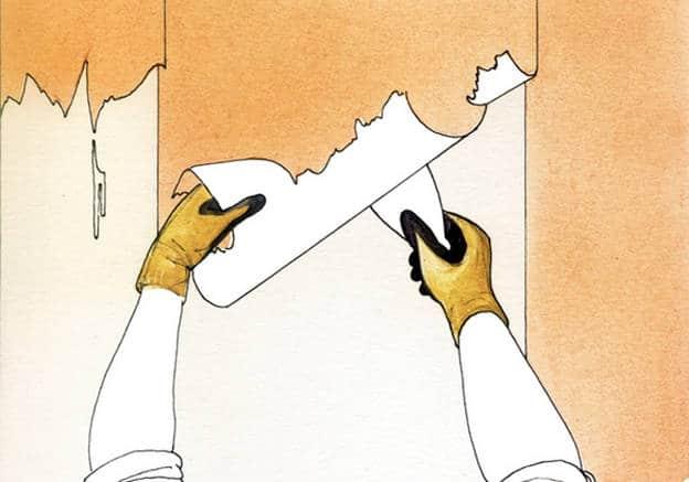 dcoller papier peint - Produit Pour Decoller Papier Peint Facilement