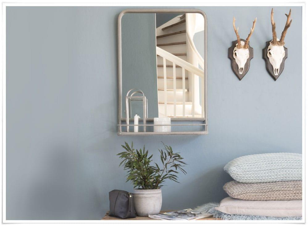 Fabriquer Son Propre Miroir Vide-Poche Très Facilement Et Avec Peu