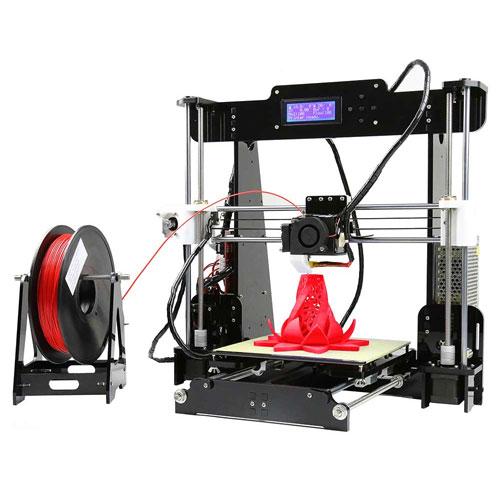 Imprimante 3D fonctionnement