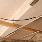 Fixer rail placo