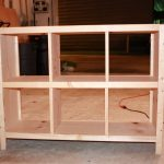 Fabriquer une étagère pour enfant