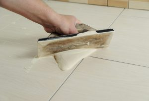 Faire joint carrelage