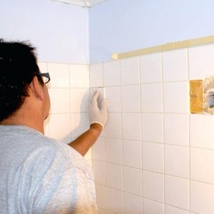Poser carrelage salle de bain