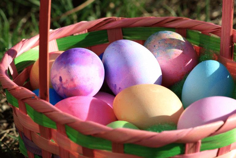 DIY paques, DIY spécial Pâques: colorez vos œufs de manière naturelle!