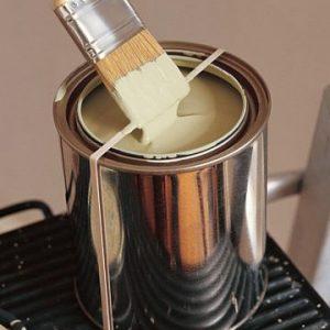 Comment conserver un pot de peinture entamé
