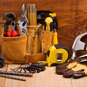 outils indispensables au bricoleur