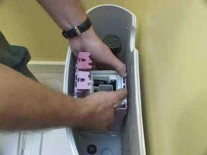 Comment changer un mécanisme de chasse-d'eau