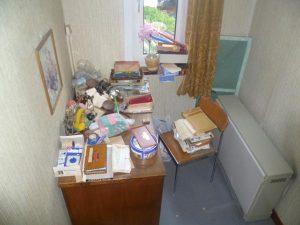 réussir son vide appartement