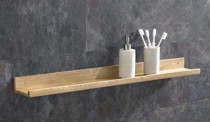 créer une étagère dans la salle de bain