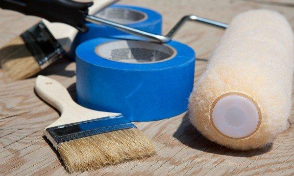 nettoyer matériel de peinture