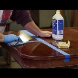 comment laquer un meuble en bois