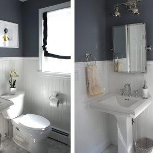 décorer ses toilettes