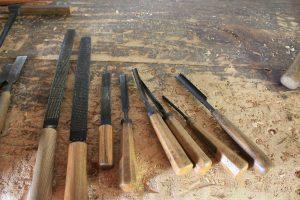 Comment utiliser un ciseau à bois
