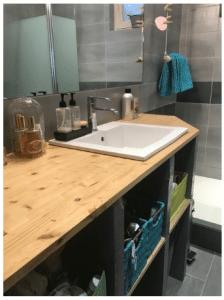 Meuble salle de bain Valérie
