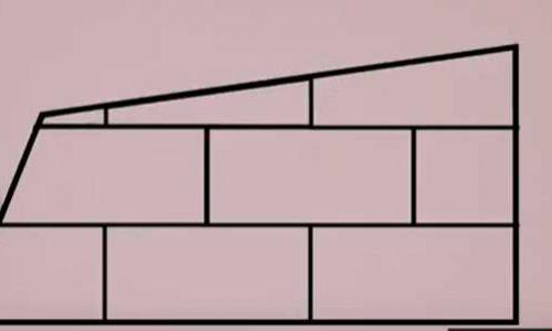 Calepinage : poser du placo au plafond