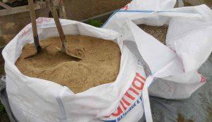 Comment faire du mortier : les matériaux