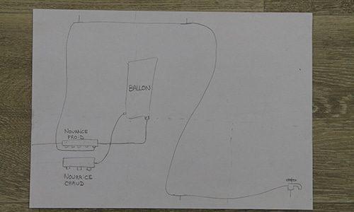 Schéma plomberie sans soudure