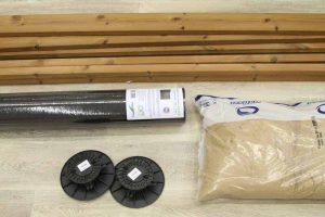 Comment faire une terrasse en bois : les materiaux