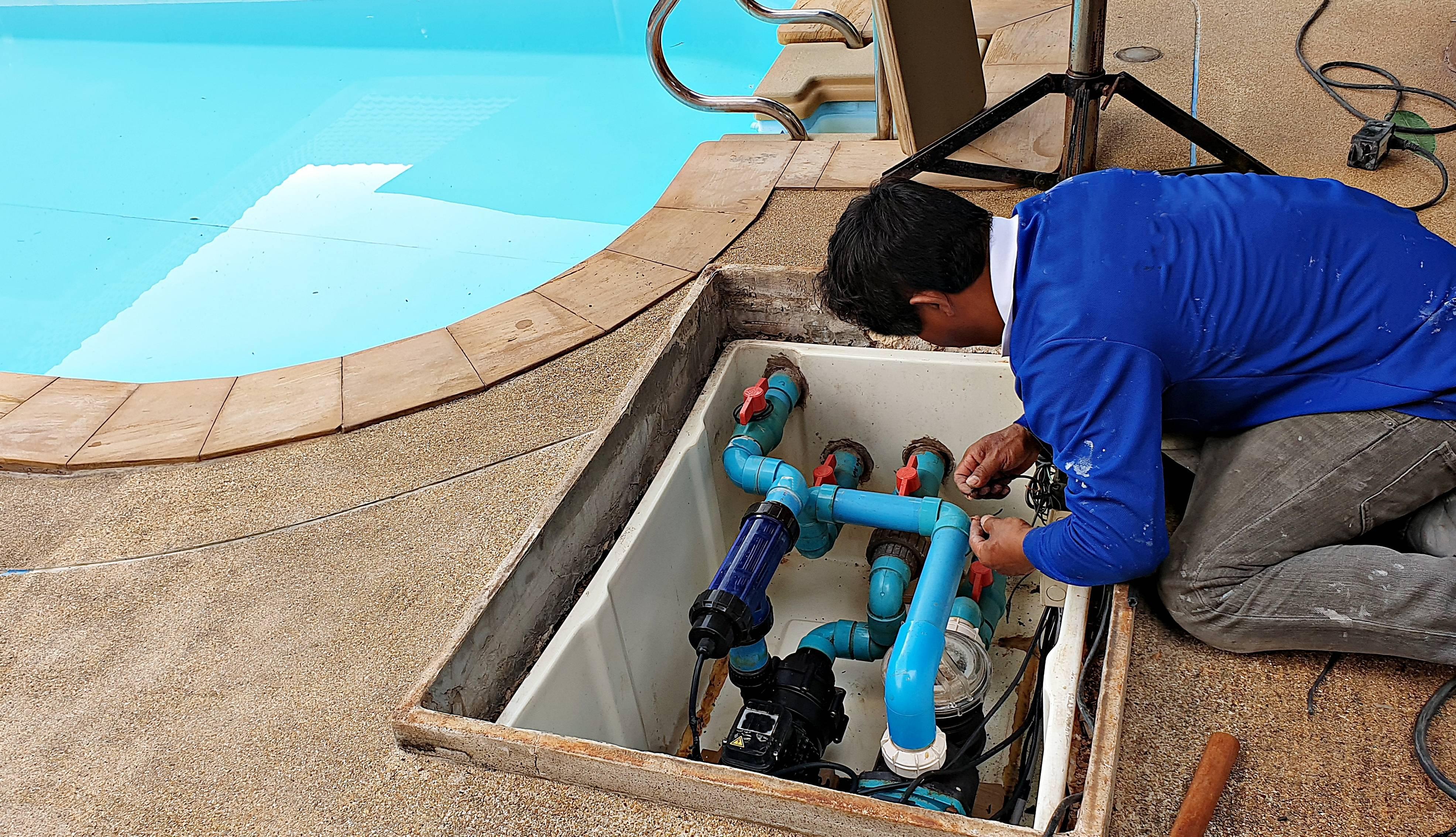 acheter pompe de piscine équipement de piscine