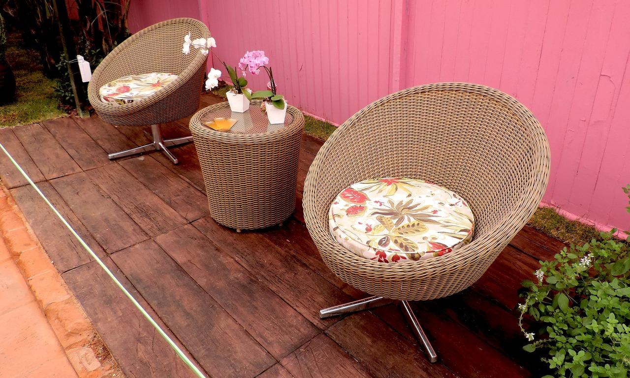 Comment équiper sa terrasse durant les jours ensoleillés ?